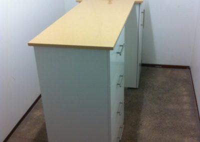 Fabricación de un mueble a medida en DM