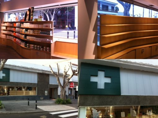 Farmacia en El Sauzal