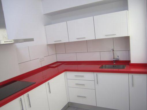 Vivienda situada en la 1ª planta de la calle Dr. Guigou